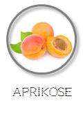 Kokoswasser Geschmack Sorte Aprikose