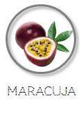 Kokoswasser Geschmack Sorte Maracuja