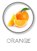 Kokoswasser Geschmack Sorte Orange