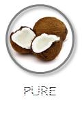 Kokoswasser Geschmack Sorte Pure