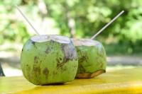 Kokoswasser Drink
