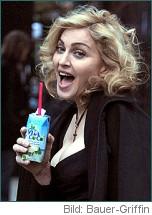 Madonna – Kokoswasser
