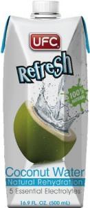 UFC Refresh Kokoswasser