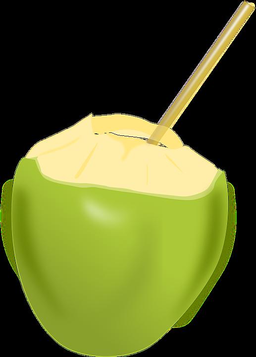 Die Wirkung von Kokoswasser