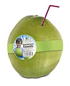 kokosnuesse-wasser