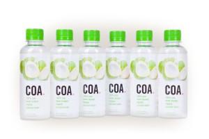 COA-6 Flaschen