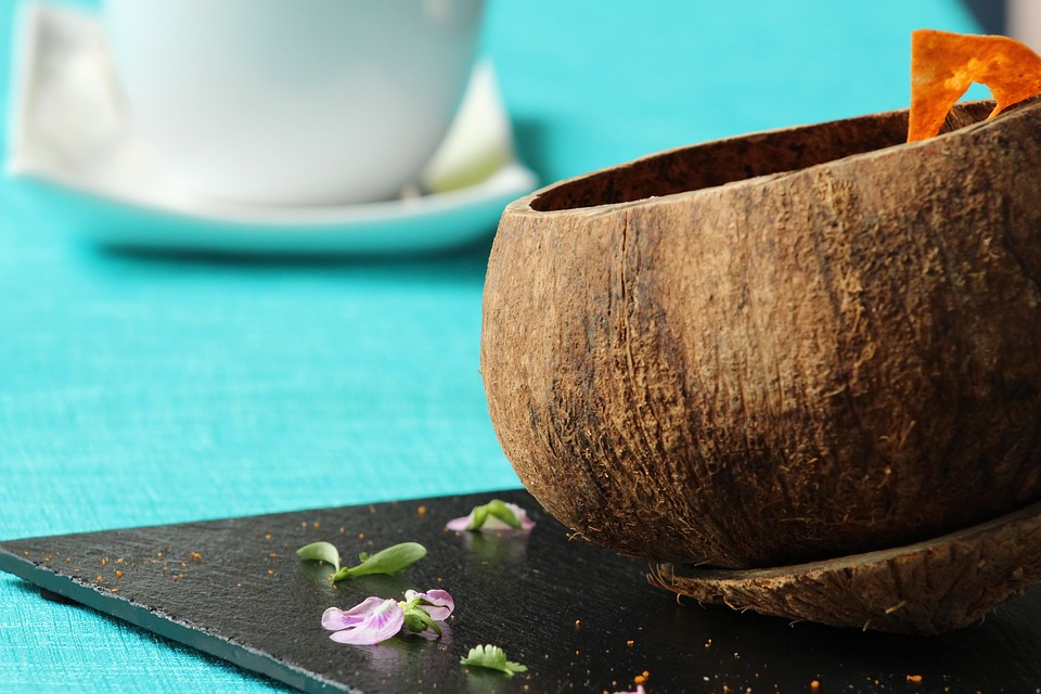 kokoswasser-haare